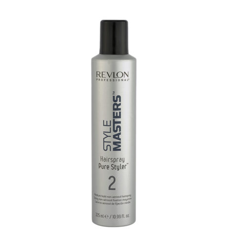 Revlon Styling Masters The Must haves 2 Pure Styler 325ml - Medium hold non-aerosol Hairspray