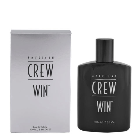 American Crew Win Fragrance 100ml - for men