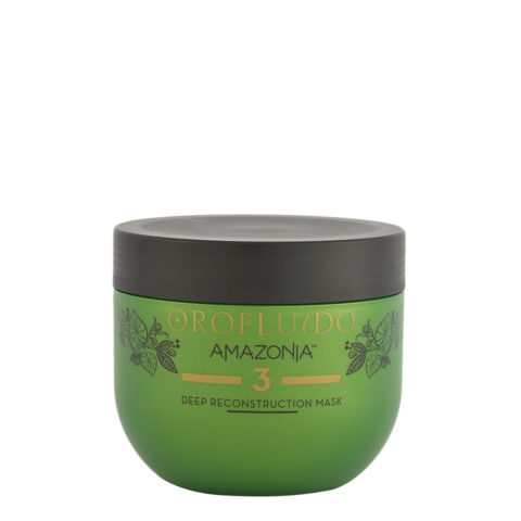 Orofluido Amazonia Step 3 Deep Reconstruction Mask 500ml - deep reconstruction mask