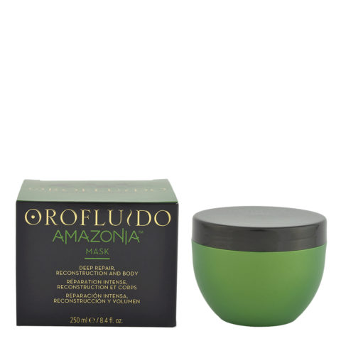 Orofluido Amazonia Mask 250ml - deep repair