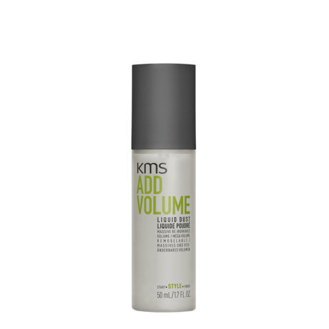 KMS Add Volume Liquid Dust 50ml - Volumising Hair Serum
