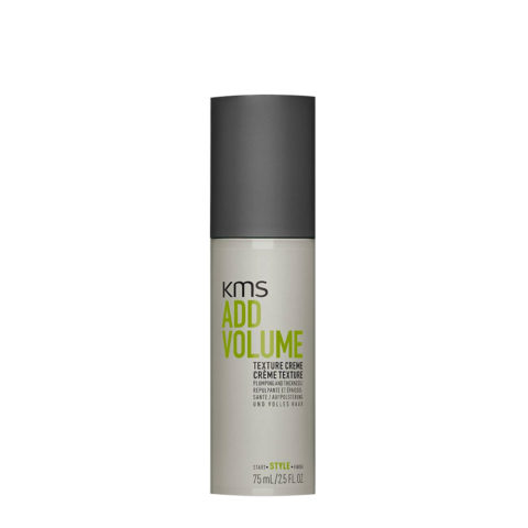 KMS Add Volume Texture Creme 75ml - texturizing cream