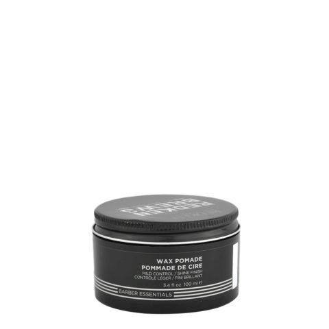 Redken Brews Man Wax pomade 100ml - modeling wax
