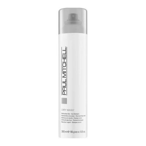 Paul Mitchell Dry Wash 300ml - waterless shampoo