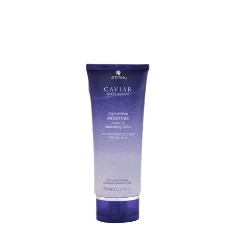 Alterna Caviar Anti aging Replenishing Moisture Smoothing Gelée 100ml  - hair perfector