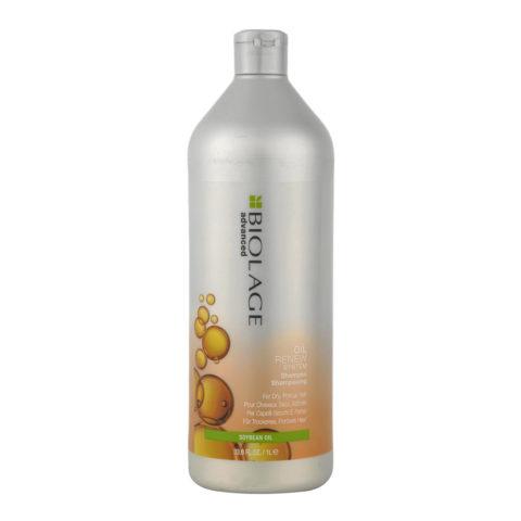 Biolage advanced Oil renew Shampoo 1000ml - Hydrating Shampoo