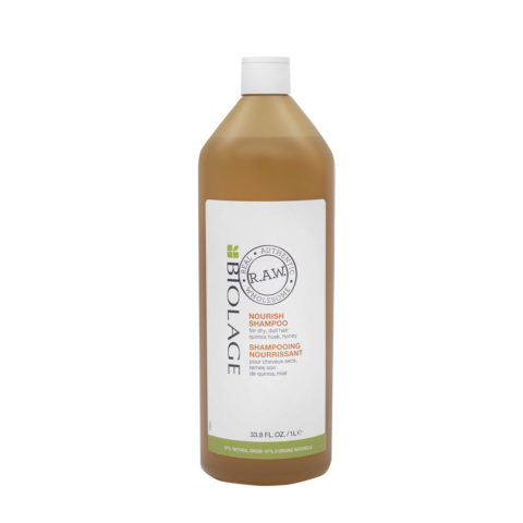 Biolage RAW Nourish Shampoo 1000ml