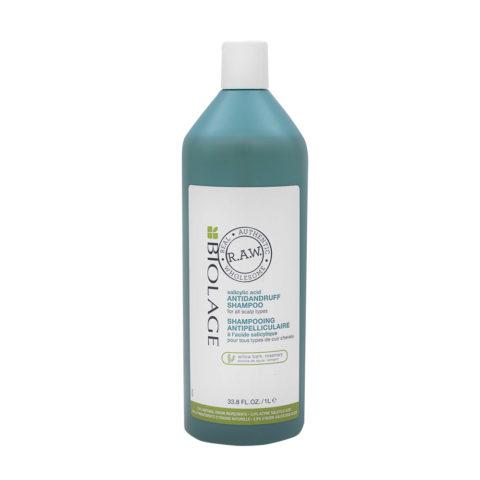 Biolage RAW Antidandruff Shampoo 1000ml