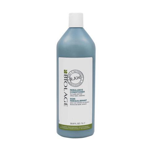 Biolage RAW Rebalance Conditioner 1000ml