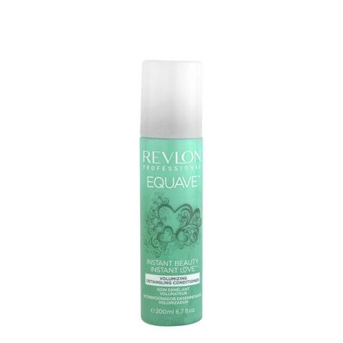 Revlon Equave Volumizing Detangling conditioner 200ml - balsam spray volume