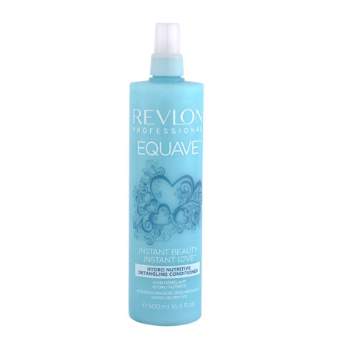 Revlon Equave Hydro nutritive Detangling conditioner 500ml - moisturizing spray conditioner