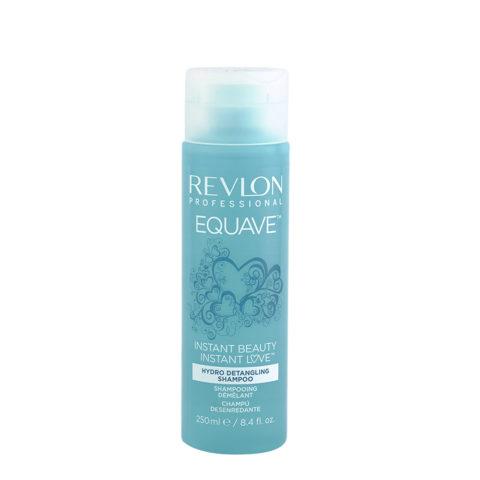 Revlon Equave Hydro Detangling shampoo 250ml - detangling moisturizing shampoo