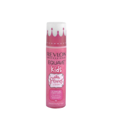 Revlon Equave Kids Princess Look Detangling conditioner 200ml for girls