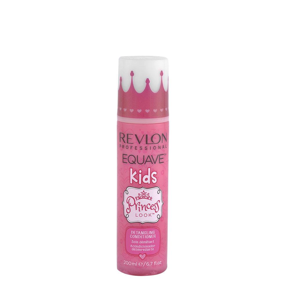 Revlon Equave Kids Princess Look Detangling conditioner 200ml for girls