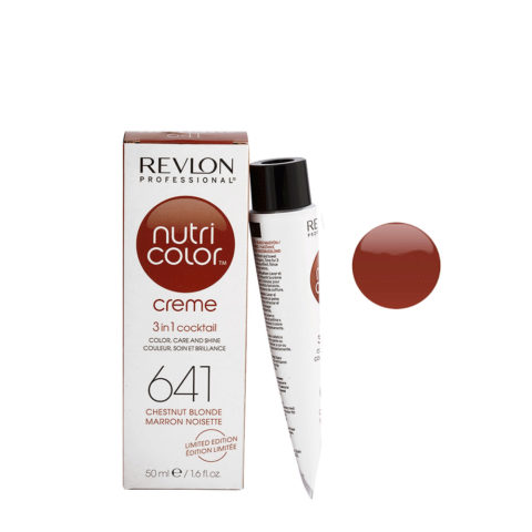Revlon Nutri Color Creme 641 Chestnut blonde 50ml - color mask