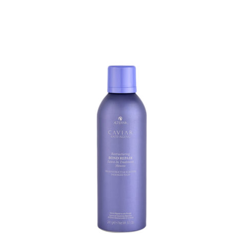 Alterna Caviar Restructuring Bond repair Leave in Treatment Mousse 241ml