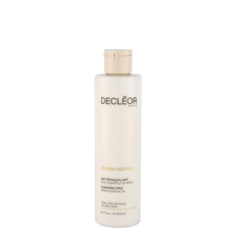 Decléor Aroma Cleanse Lait Démaquillant Essentiel 200ml - essential cleansing milk