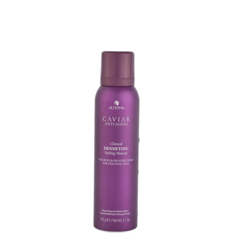 Alterna Caviar Clinical Densifying Styling Mousse 145g - redensifying foam