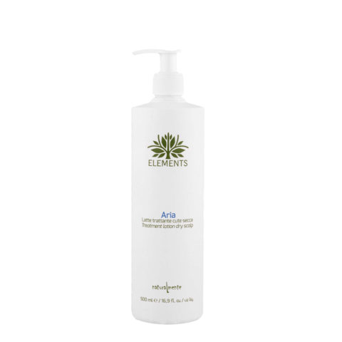 Naturalmente Elements Aria Treatment Lotion dry scalp 500ml