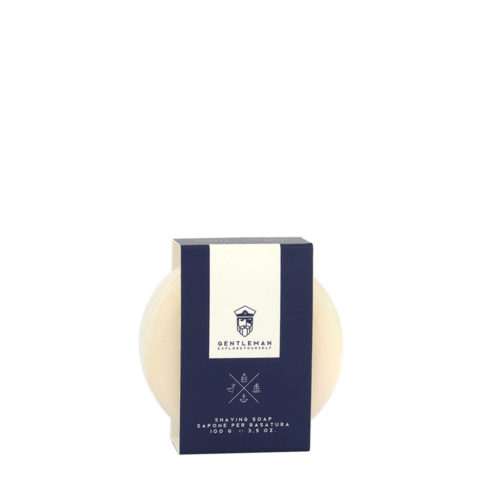 Naturalmente Gentleman Shaving Soap 100gr