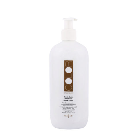 Naturalmente Color Defence Shampoo Hot Blonde 500ml