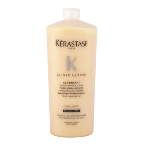 Kerastase Elixir Ultime Le Fondant 1000ml - Hydrating Conditioner