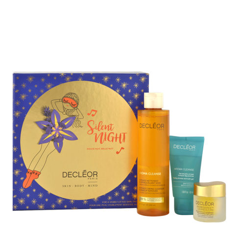 Decléor Silent Night.. for a visibly lifted skin, overnight