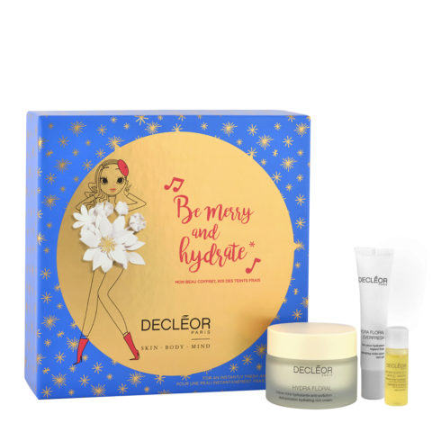 Decléor Be Marry and hydrate.. for an instantly fresh and luminous skin