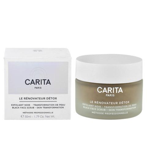 Carita Le Rénovateur Visage 50ml - black face scrub