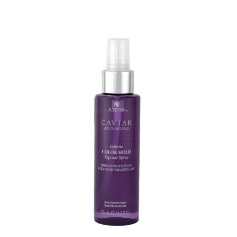Alterna Caviar Anti-aging Infinite Color Hold Topcoat Spray 125ml - colour polishing spray