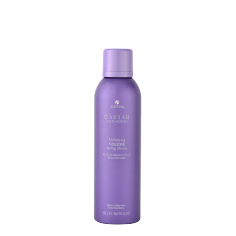 Alterna Caviar Multiplying Volume Styling Mousse 232gr - thickening foam