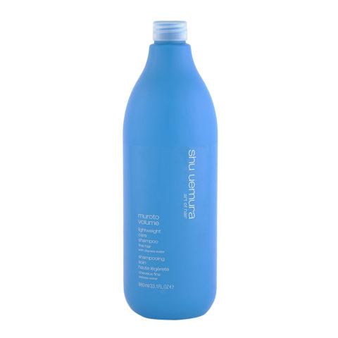 Shu Uemura Muroto Volume Shampoo 980ml - volumizing shampoo