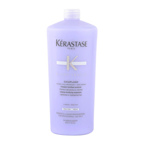 Kerastase Blond Absolu Cicaflash 1000ml - fortifying hydrating conditioner