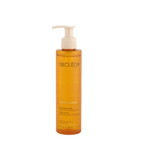 Decléor Aroma Cleanse Huile Micellaire 200ml - micellar oil & make up removing