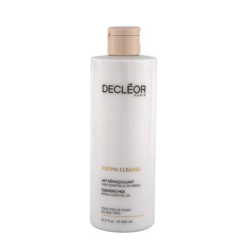 Decléor Aroma Cleanse Lait Demaquillant 400ml - cleansing milk