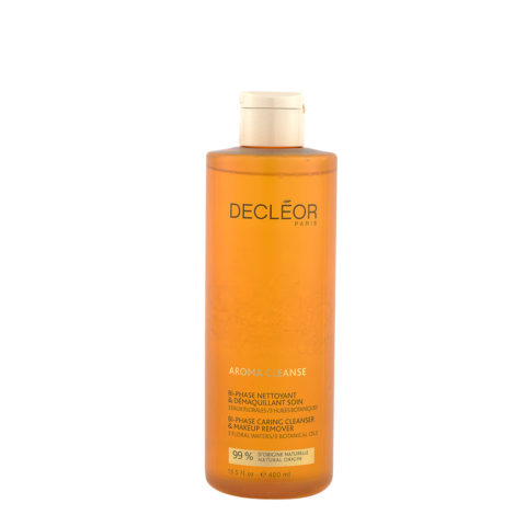 Decléor Aroma Cleanse Bi phase Nettoyant & Demaquillant Soin 400ml - makeup remover
