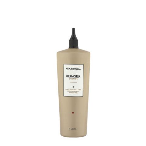Goldwell Kerasilk Control 1 Keratin De Frizz Tame 500ml