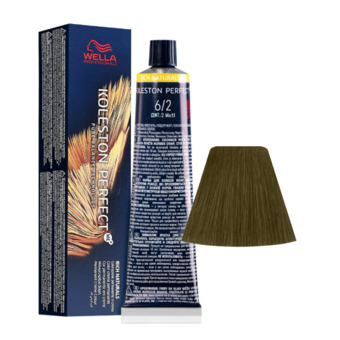 6/2 Dark Blonde Matt Wella Koleston perfect Rich Naturals 60ml
