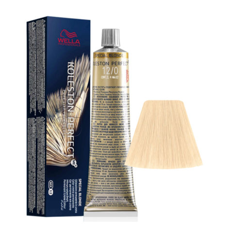 12/0 Special Blonde Natural Wella Koleston perfect Me+ Special Blondes 60ml