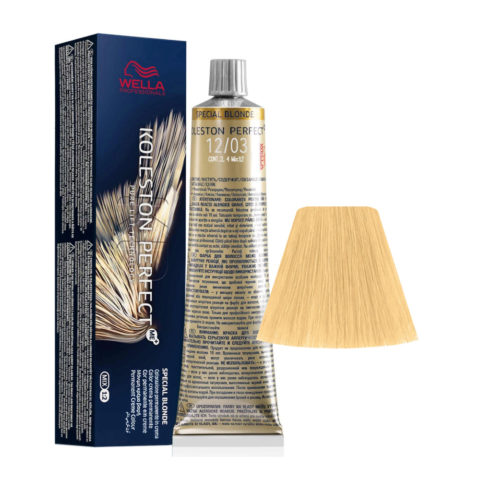 12/03 Special Blonde Natural Gold Wella Koleston perfect Me+ Special Blondes 60ml