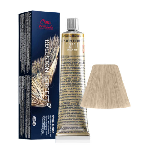 12/11 Special Blonde Ash Intensive Wella Koleston perfect Me+ Special Blondes 60ml