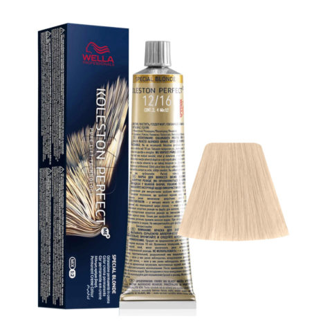 12/16 Special Blonde Ash Violet Wella Koleston perfect Special Blondes 60ml