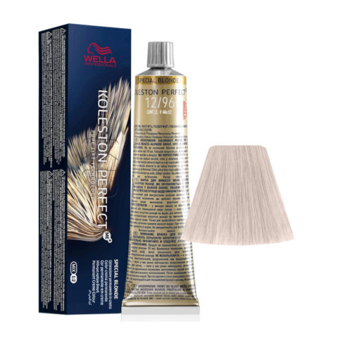 12/96 Special Blonde Cendre Violet Wella Koleston perfect Me+ Special Blondes 60ml