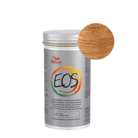 Wella EOS Color Golden Curry 120gr