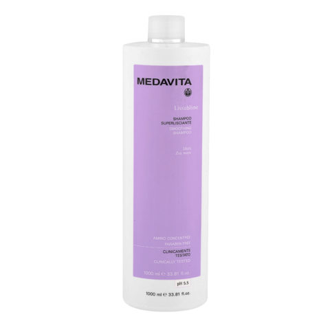 Medavita Lenghts Lissublime Smoothing shampoo pH 5.5  1000ml