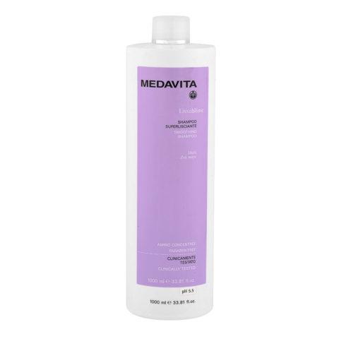 Medavita Lenghts Lissublime Smoothing shampoo pH 5.5  1000ml