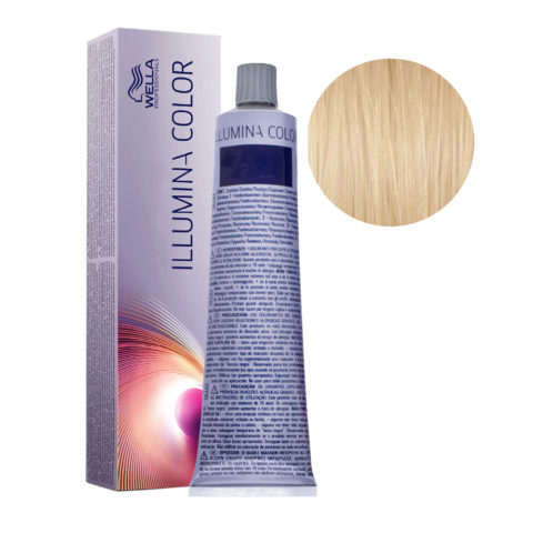 9/03 Very Light Natural Gold Blonde Wella Illumina Color 60ml