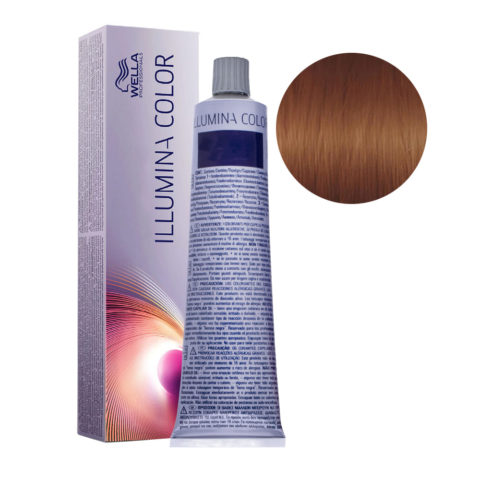 5/43 Light Red Gold Brown Wella Illumina Color 60ml
