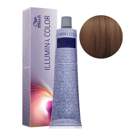 5/7 Light brown sand Wella Illumina Color 60ml