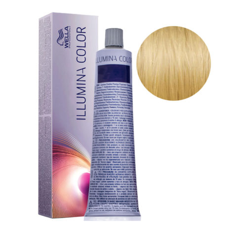 8/38 Light Gold Pearl Blonde Wella Illumina Color 60ml